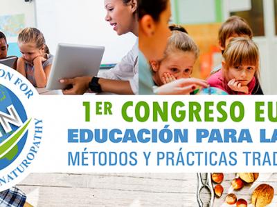1er Congreso Europeo WOTN / 6to Congreso Internacional Ciencias Naturopáticas